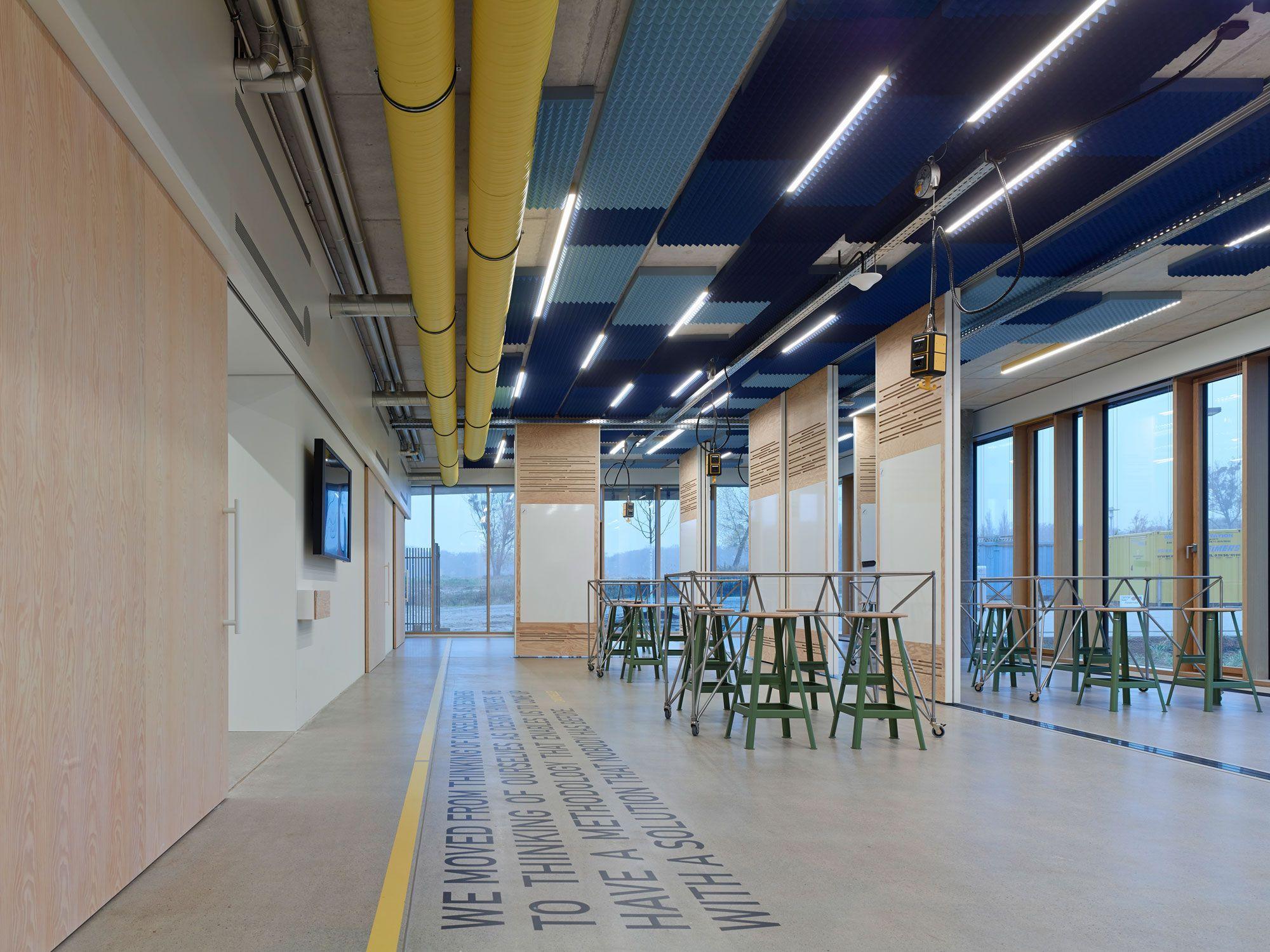 Das SAP Innovation Center in Potsdam ist mit der Design Thinking ...