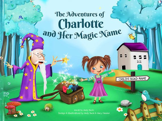 Personalised Birthday Gift for boys and girls Personalised Childrens Story Book
