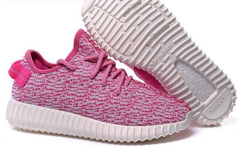 Adidas Yeezy Boost 350 Dam Rosa Rosa