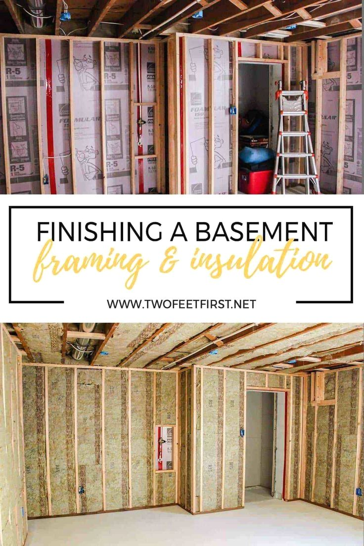 Basement Remodeling Guide Framing A Basement Waterproofing