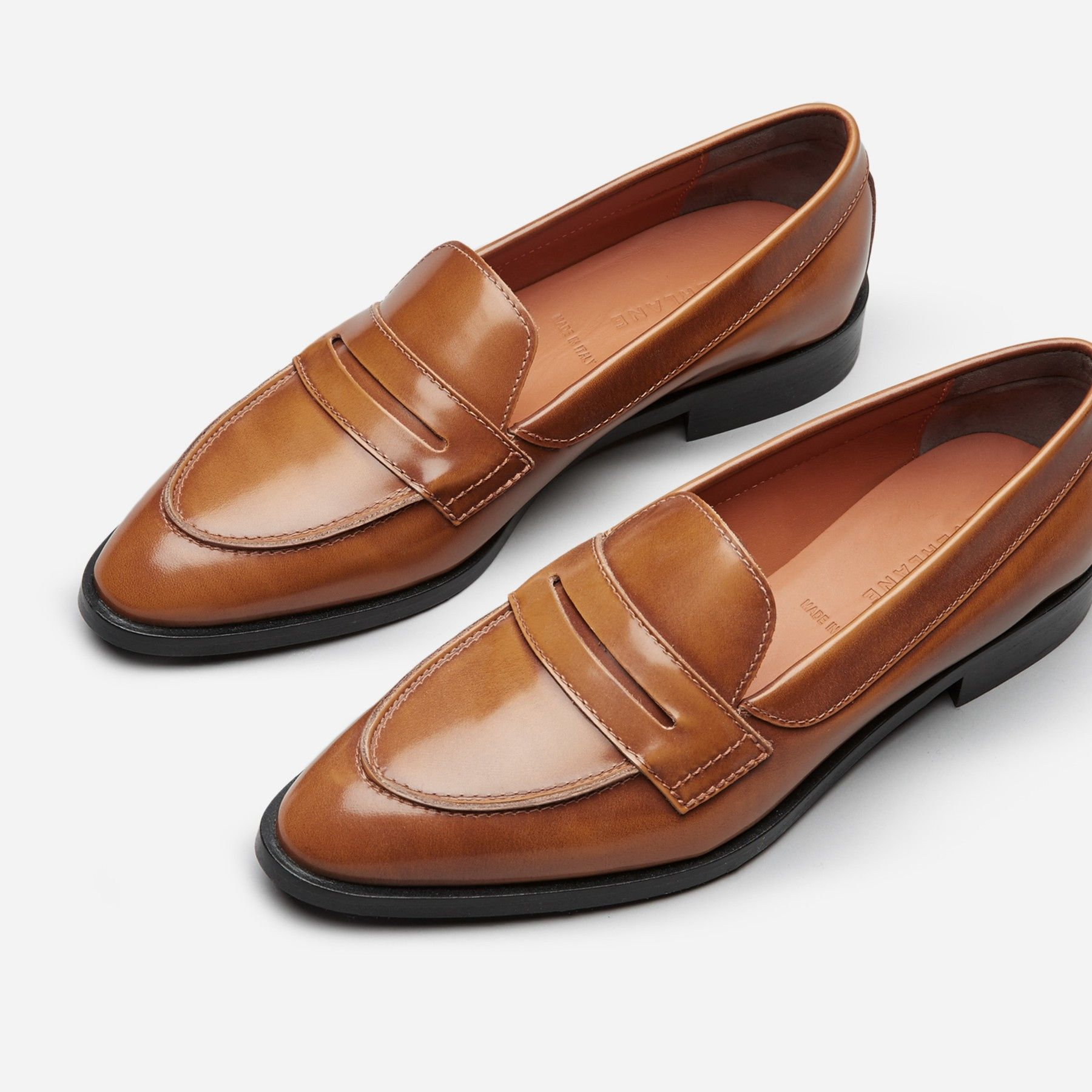 The Penny Loafer - Cognac