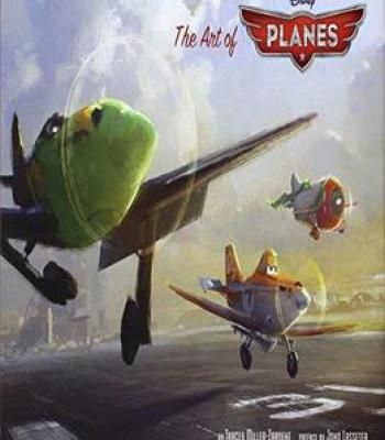 The Art Of Planes PDF