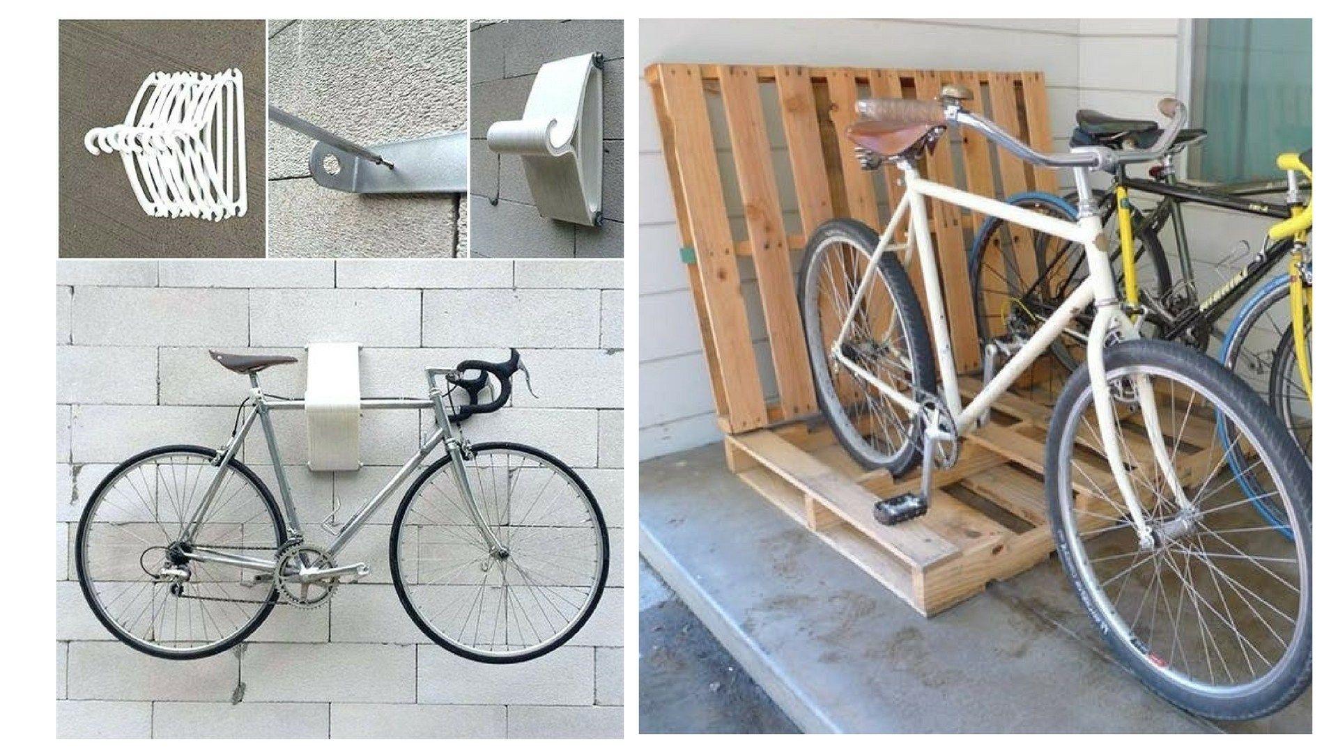 Top 10 DIY Bike Storage Ideas and Inspiration Bike
