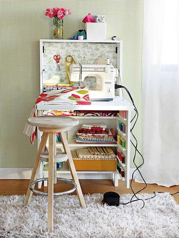 Armario Microondas Conforama ~ Resultado de imagen de armario organizador de costura Ideas para casa Pinterest Costura