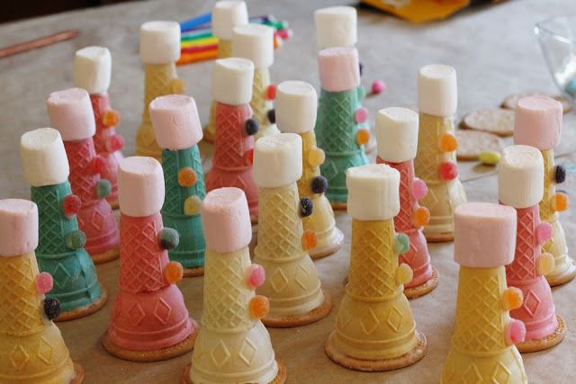 Cone Clowns Birthday Parties Party Treats Birthday