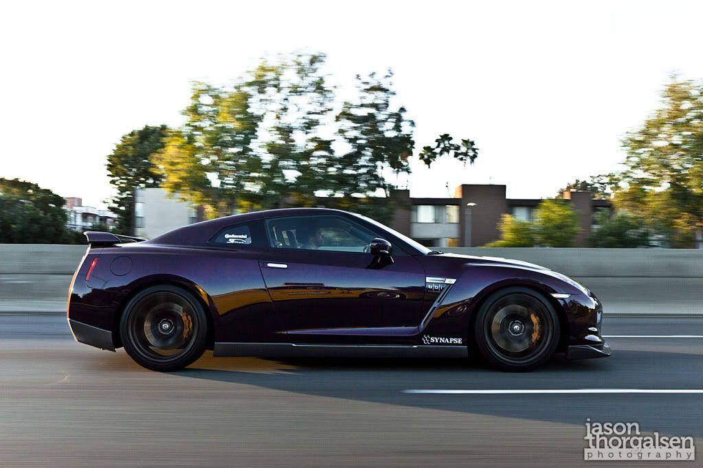 Midnight Purple R35 Cars, Gtr, Transportation