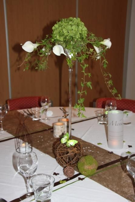 decoration vase martini. Black Bedroom Furniture Sets. Home Design Ideas