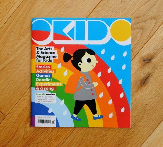 Craft For Okido Magazine Graphics Ga Ga Pinterest Crafts