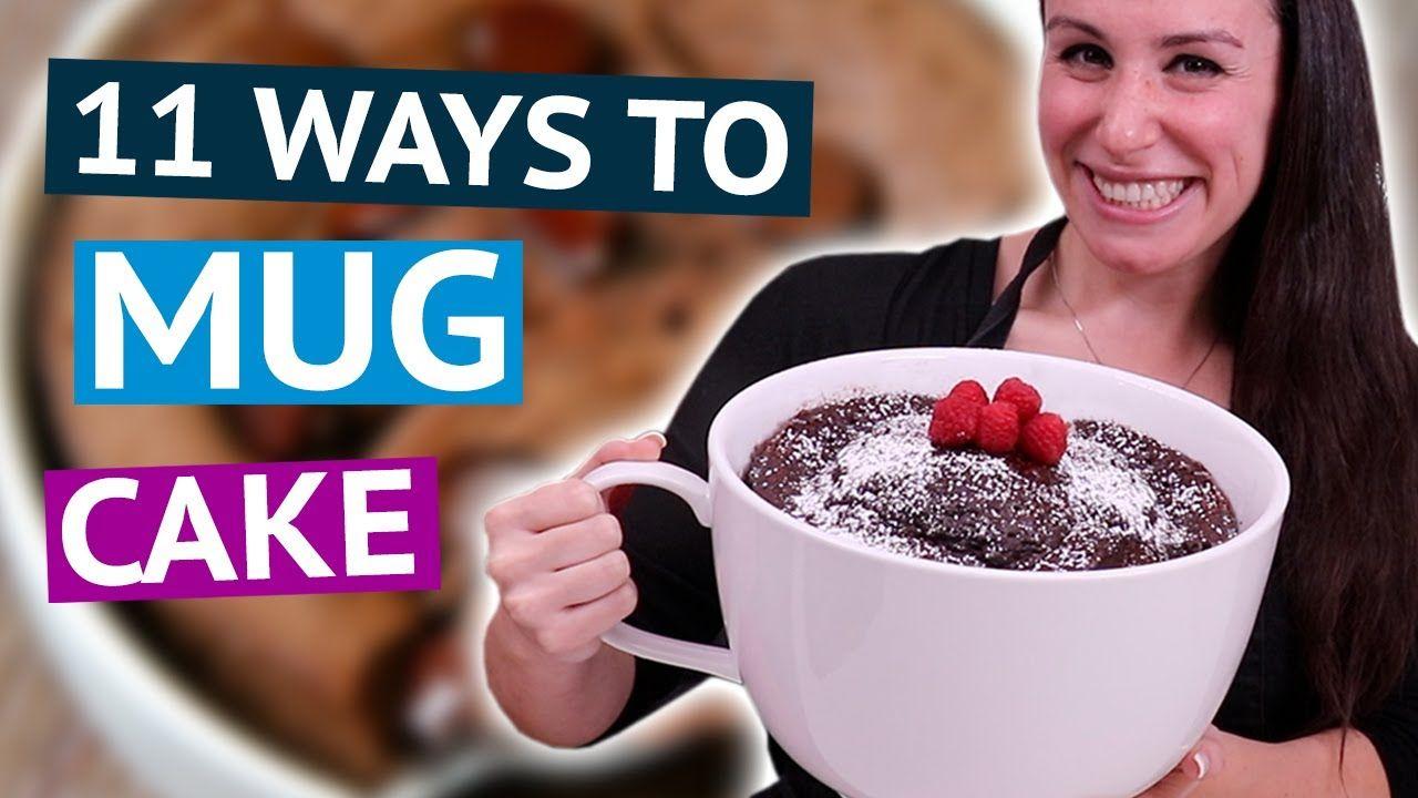 Diy giant mug cake 11 ways mug cake nashville hot