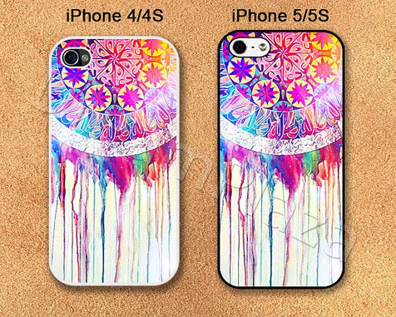 iPhone 4 Case, iPhone 4S Case, iPhone 5 Case, iPhone 5S Case, Cover for iphone, Dream Catcher, Please Choose Case Model on Etsy, $0.20