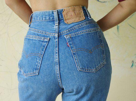 793a7036 vintage levis 501 Blue Jeans W24,25 Vintage 70s 80s High Waist Levi's 501  Vintage Levis jeans,levis