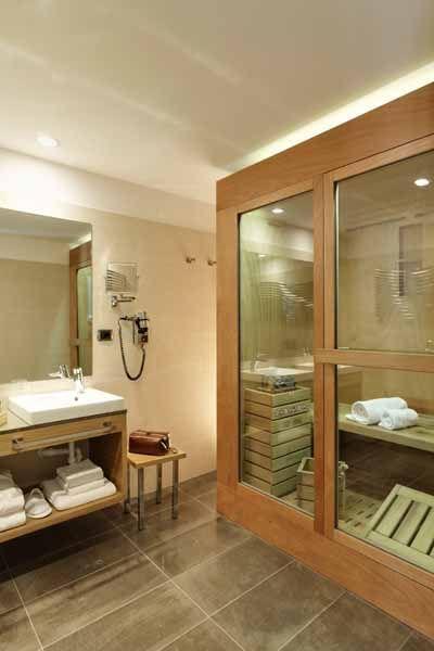 Gym Bathroom Designs Beauteous Bathroom #sauna #hotel #giulianova #abruzzo  Bathroom  Pinterest Inspiration Design