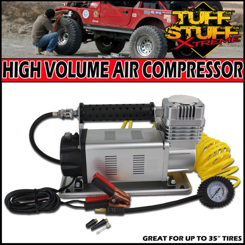 Tuff Stuff Xtreme Heavy Duty Portable Air Compressor