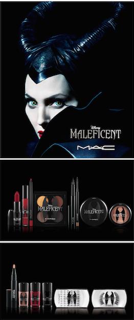 MAC's Maleficent Collection Revealed Revlon makeup