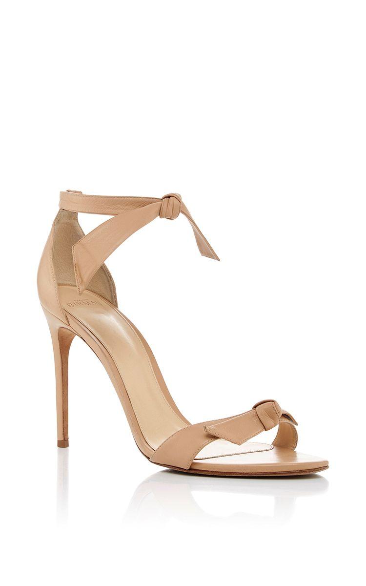 f526ca5f21a Clarita Tie Front Sandals by ALEXANDRE BIRMAN Now Available on Moda  Operandi