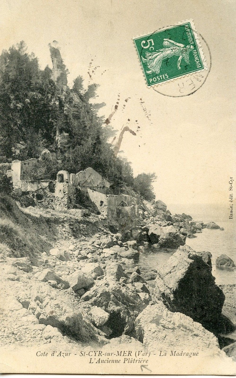 Carte Postale Le Var Saint Cyr Sur Mer La Madrague Ancienne Platriere Ebay Carte Postale La Madrague Fond D Ecran Pop Art
