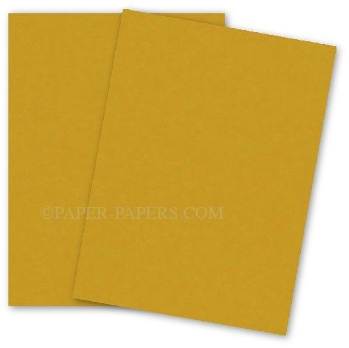 Astrobrights 8 5x11 Card Stock Paper Galaxy Gold 65lb Cover 250 Pk Cardstock Paper Paper Gold Paper