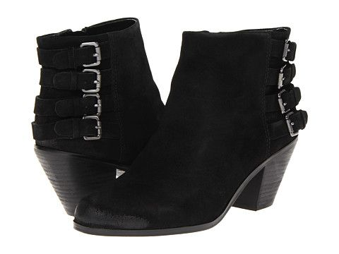 c048db5bd Sam Edelman Lucca Black Soja Leather - Zappos.com Free Shipping BOTH Ways