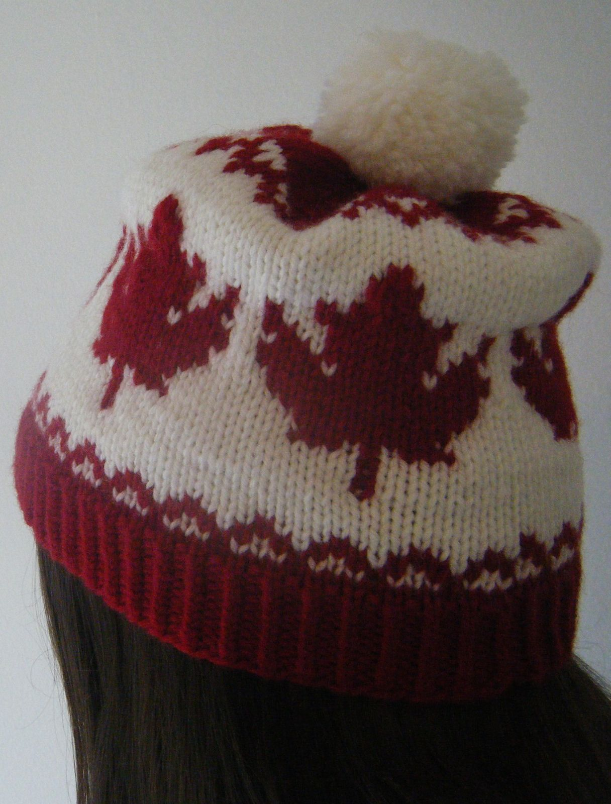 Ravelry: A toque fit for a Canuck, eh! pattern by Lyndsay Richardson ...