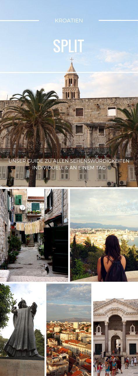 Alle Sehenswürdigkeiten in Split an einem Tag • Chris von