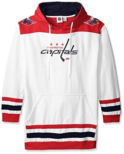 best loved 5d9cc f557a NHL Washington Capitals Men's Double Minor Fleece Hoodie, 2X ...