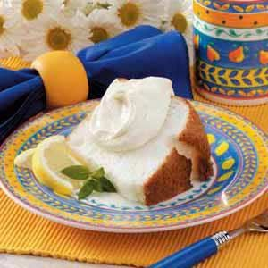 Angel Food Supreme Recipe Omit The Lemon Extract In Cake Batter And