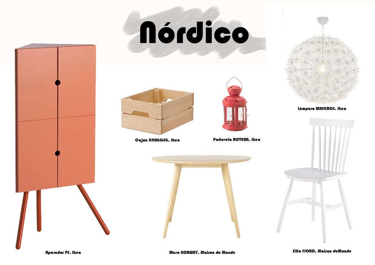 Nordico Final Comedores Dise 241 O De Interiores Y Interiores