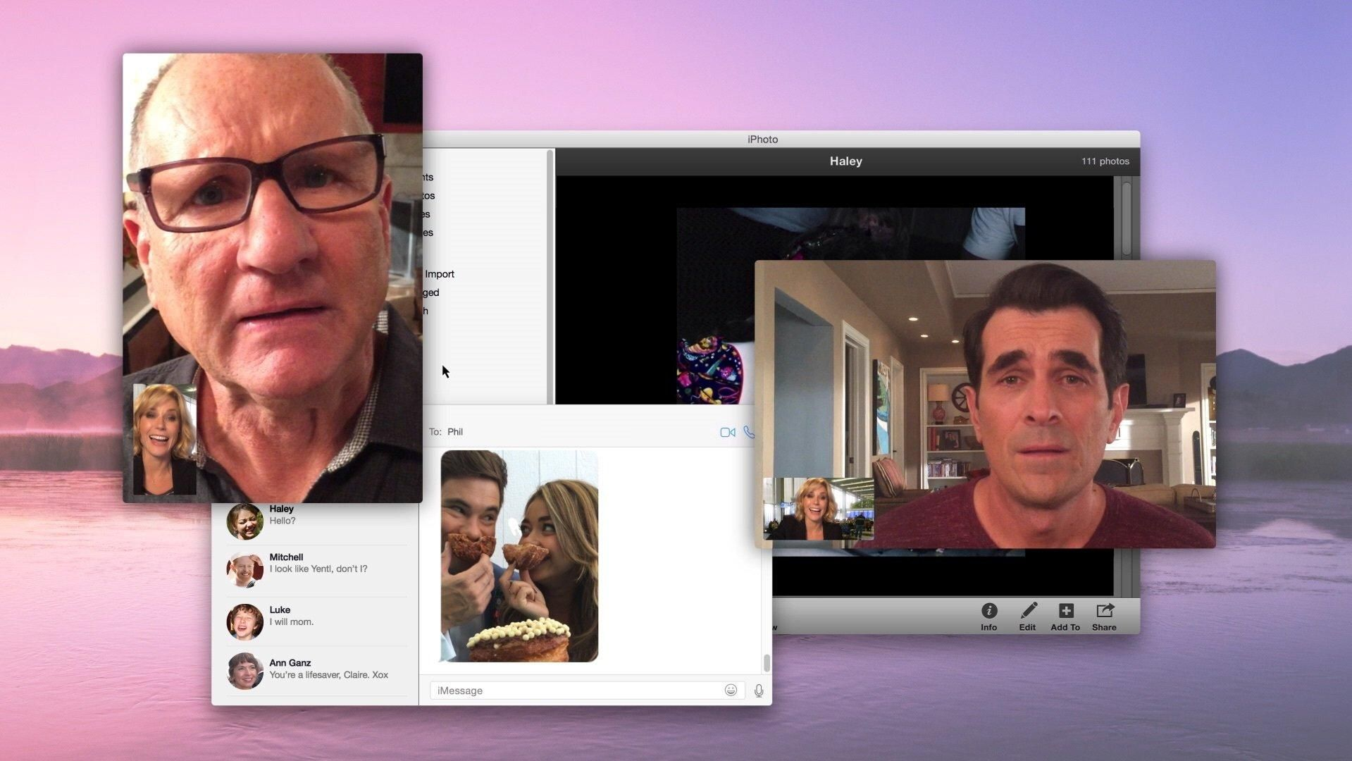 Modern Family Shot An Episode With An Iphone 6 And Ipad Air 2 Digital Trends Modern Family Episodes Modern Family New Modern Family