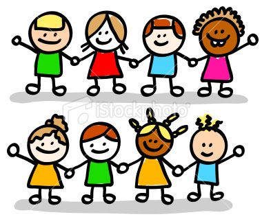 children holding hands drawing boy and girl holding hands clip art rh pinterest ph