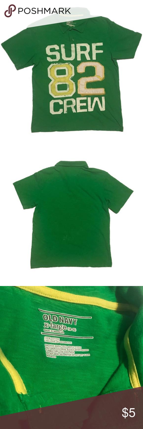 Old Navy Green Collared Shirt In 2018 My Posh Picks Shirts