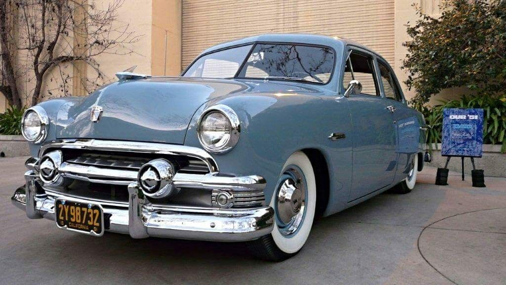 Pin By Fred Penney On 51 Ford Ford Shoebox Classic Cars Custom Cars