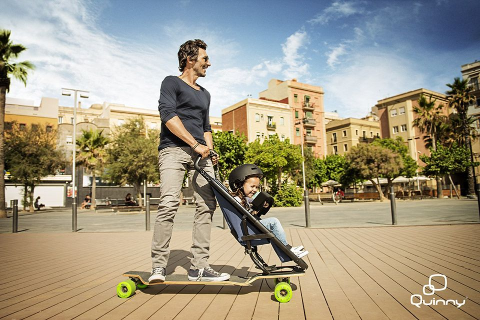 Quinny Longboardstroller Stroller, Quinny, Baby strollers