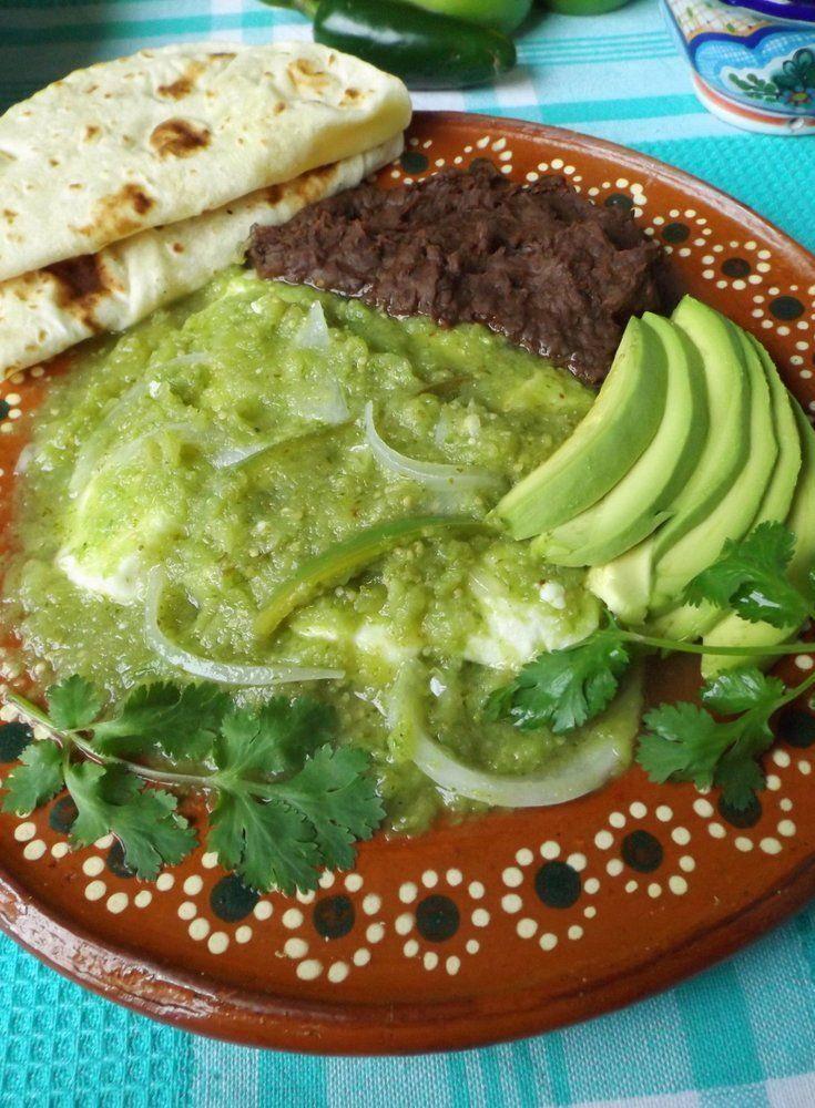 Queso con Chile en Salsa Verde | Recetas de cocina | Pinterest ...