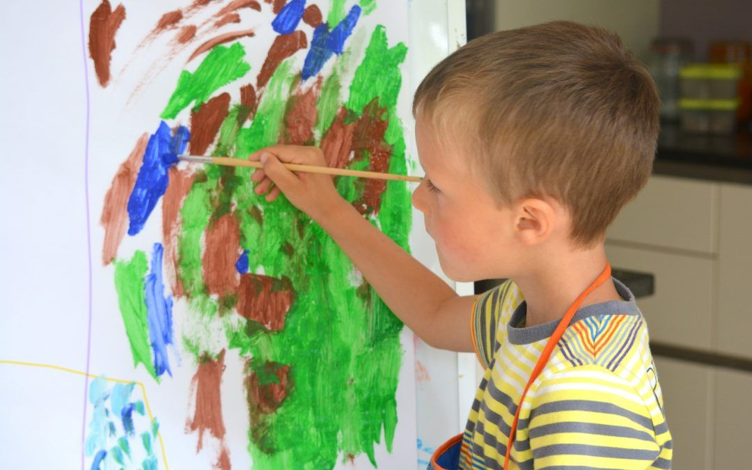 Essential Creative Painting Tips For Beginners Creative Kids Kids Events Easter Art