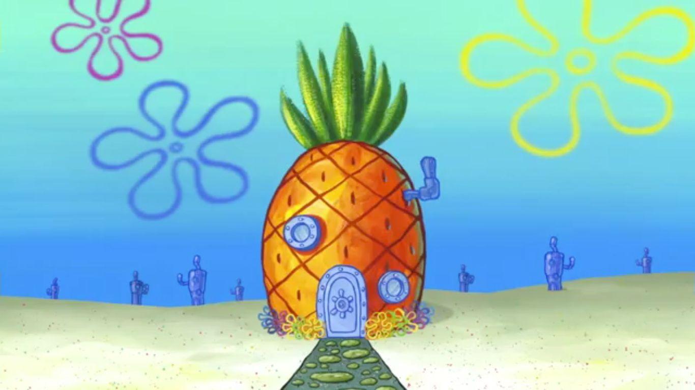And bikini bottom spongebob