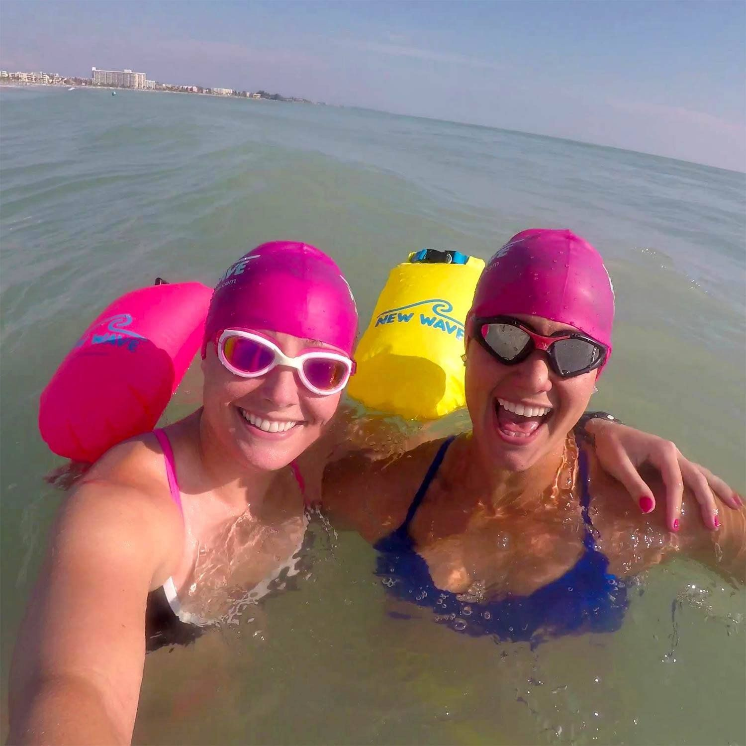 New Wave Open Water Swim Buoy