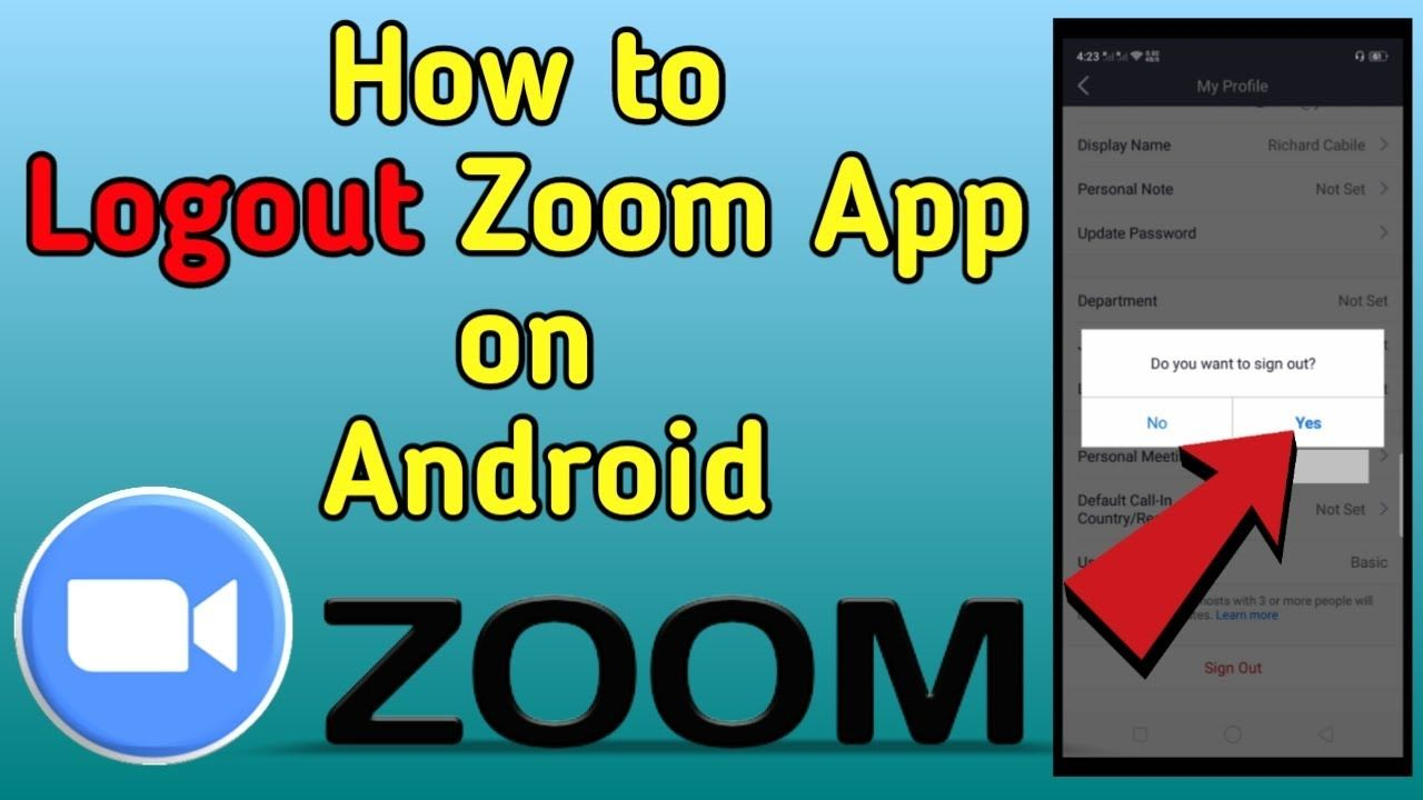 Zoom Software For Android Phone