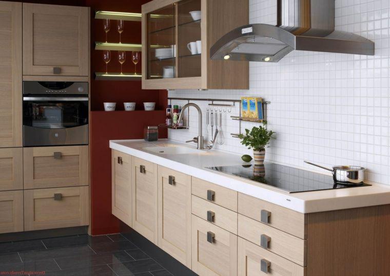 arredare-la-cucina-mobili-legno-ikea-elettrodomestici-design-moderno ...