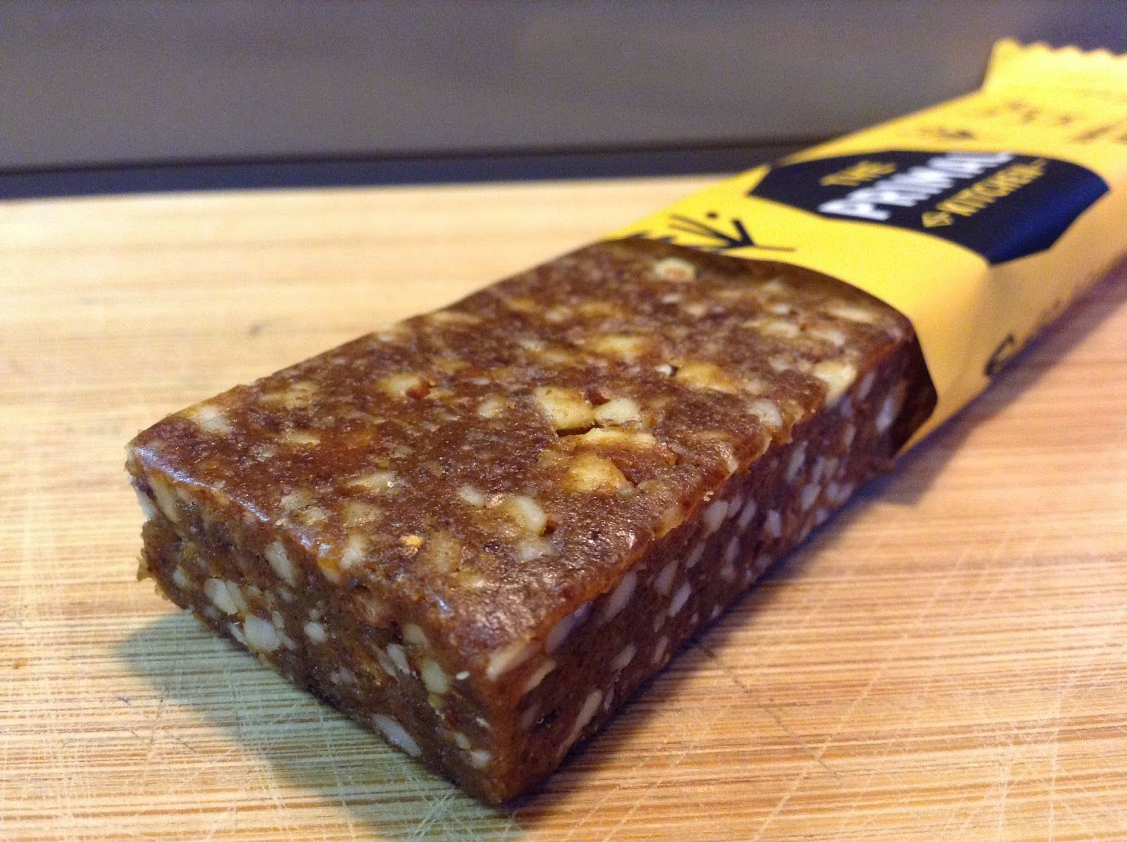 Product Review: The Primal Kitchen Bar #whole30 #paleo