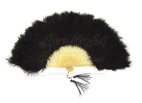 Feather Fan