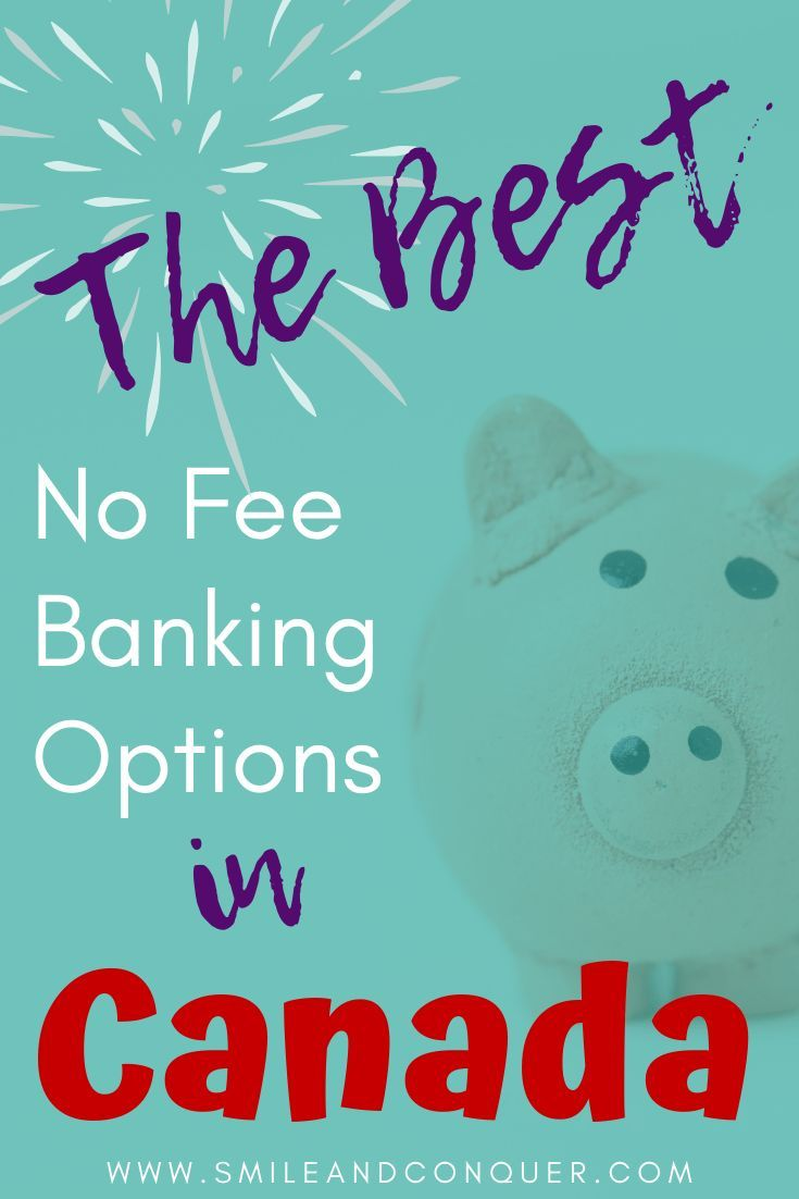 There is no reason to pay for everyday banking. Check out the best options for no fee banking in Canada.
