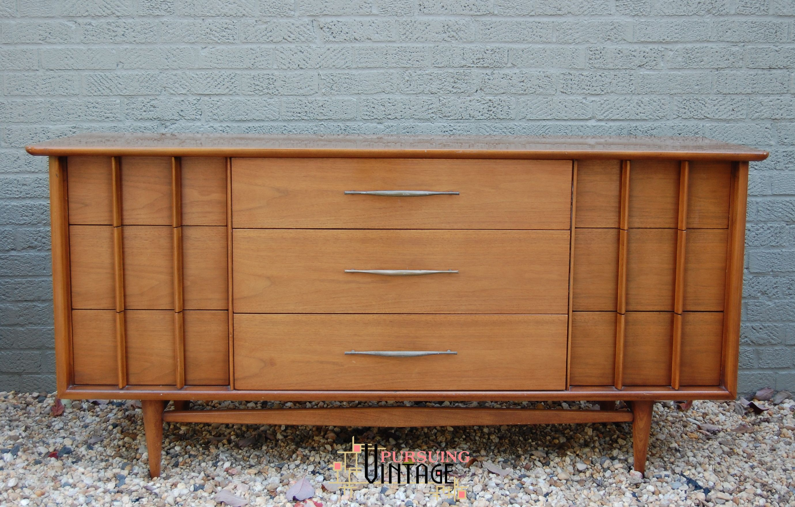 Kent Coffey Foreteller Collection Bedroom Furniture Mid Century - Kent coffey bedroom furniture