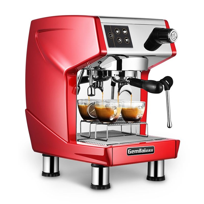 15bar espresso commercial coffee machine 220v restaurant