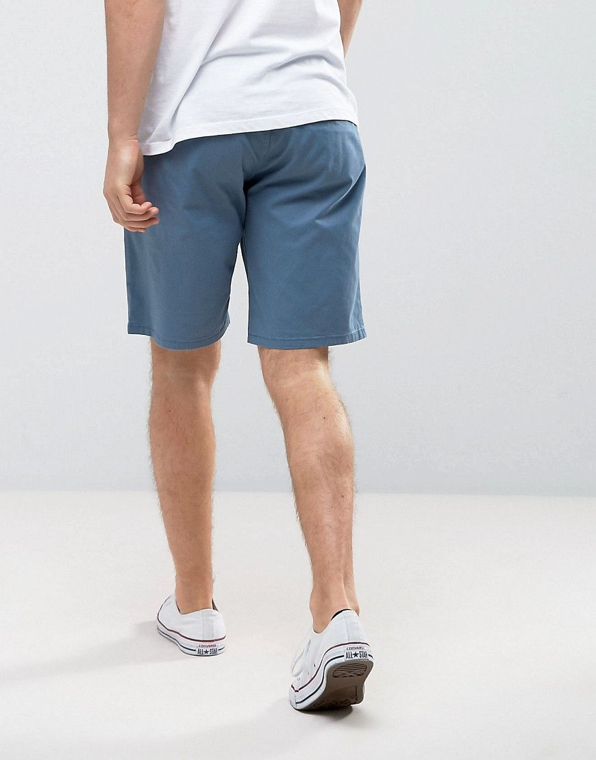 Only & Sons Slim Fit Chino Short - Blue