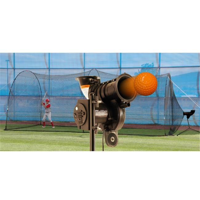 Heater Pa299 Power Alley Lite Machine And Power Alley Cage