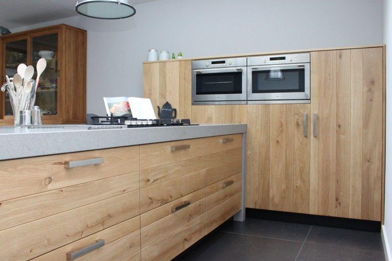 greeploze keuken massief houten fronten Google zoeken