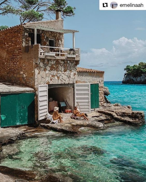 Insider Tip 3 The Private Beach Es Caragol Beautiful Places