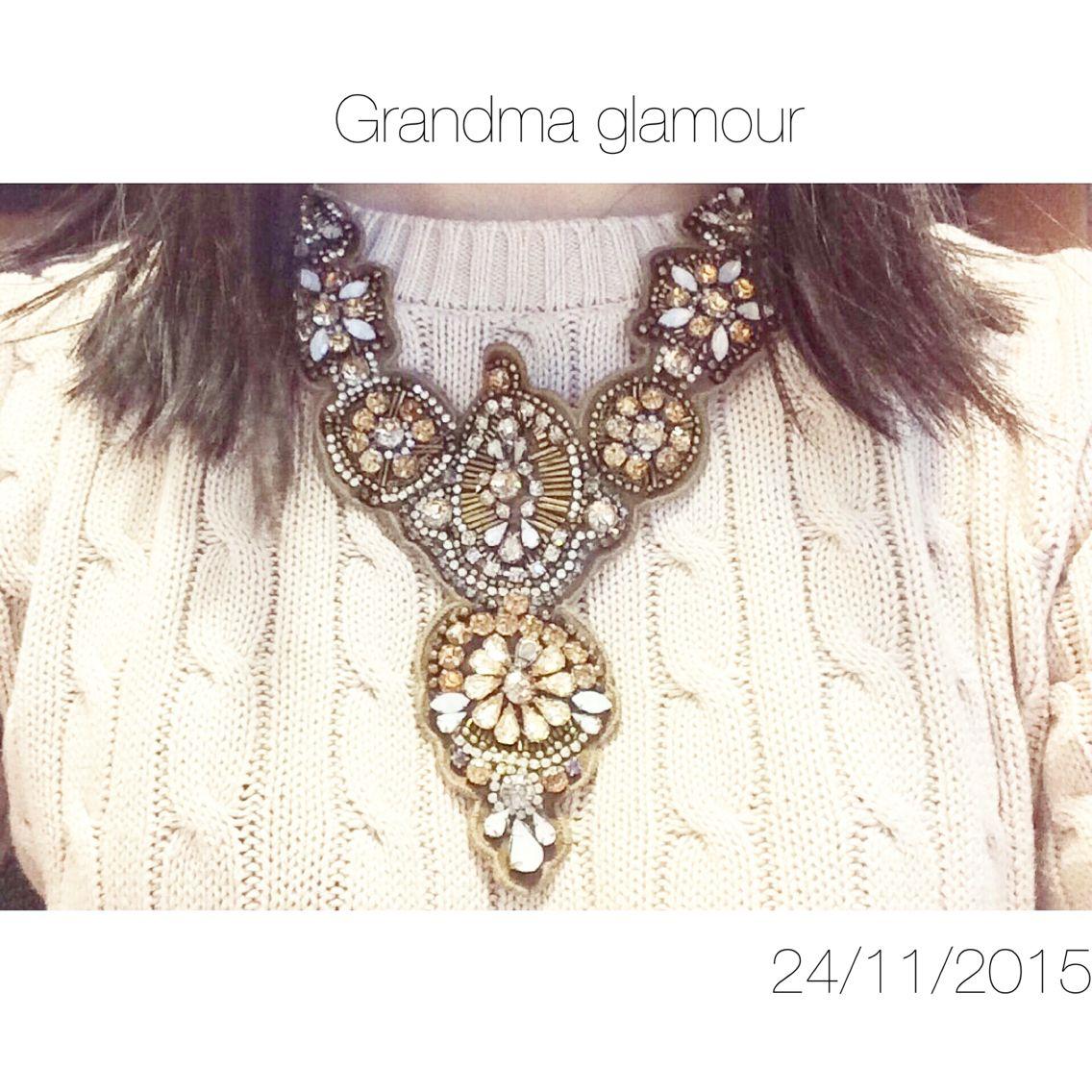 Grandma glamour