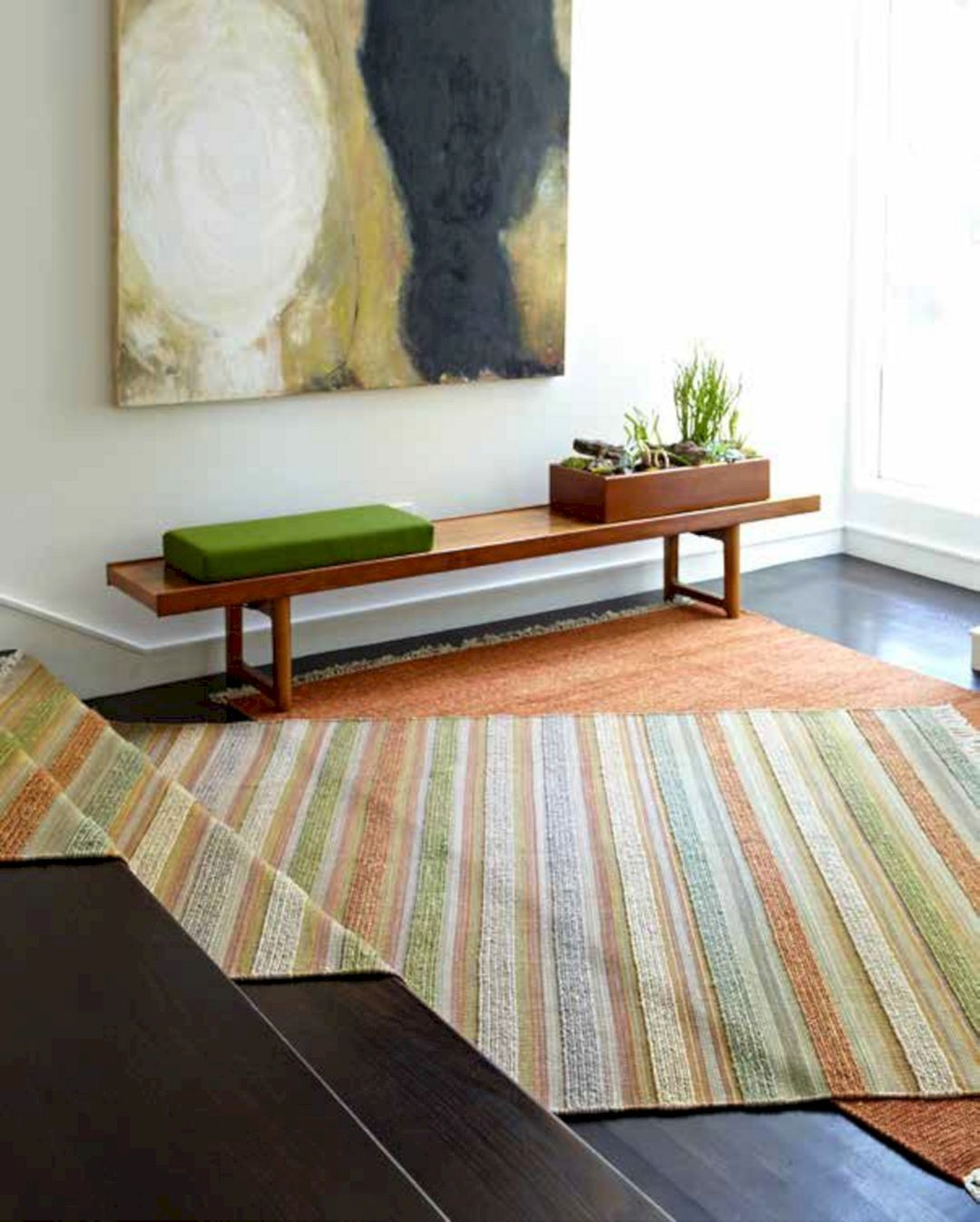 A Rug Can Turn Into Focus In Any Room Especially If You Choose The Color Carefully Little Ears Exact Out Of Place When Over Really Large