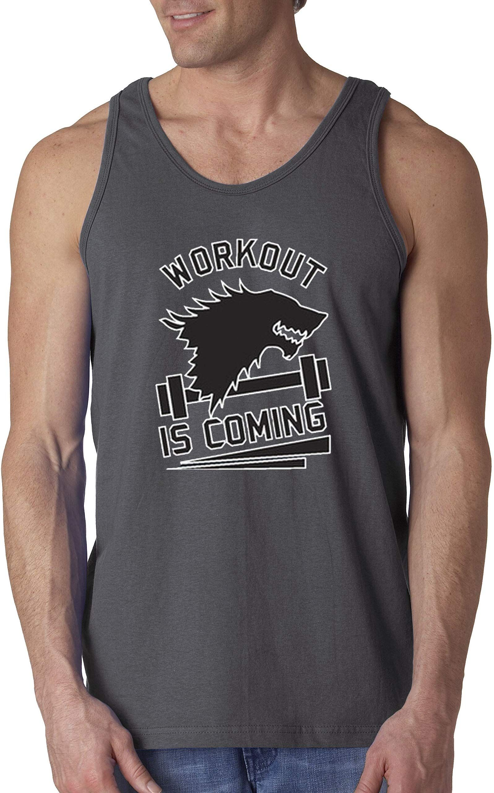 New Way 405 Men's TankTop Workout Is Coming Game Of